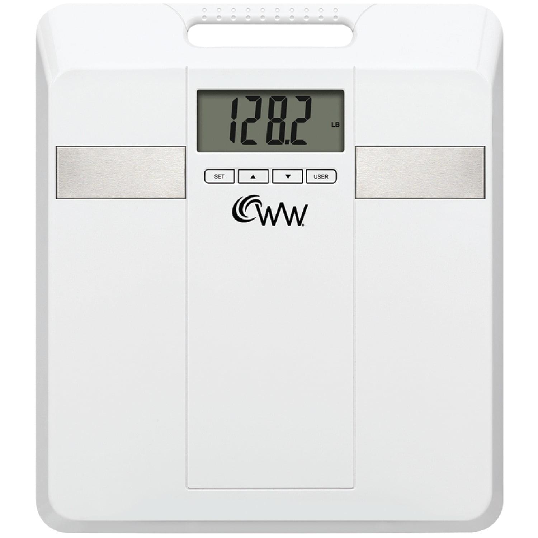 Conair Ww405y Body Analysis Precision Bath Scale