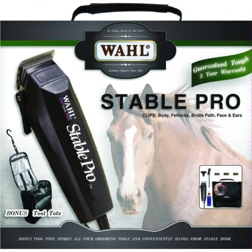 Wahl Professional Animal Stable Pro Heavy-Duty Equine Clipper #8886-300