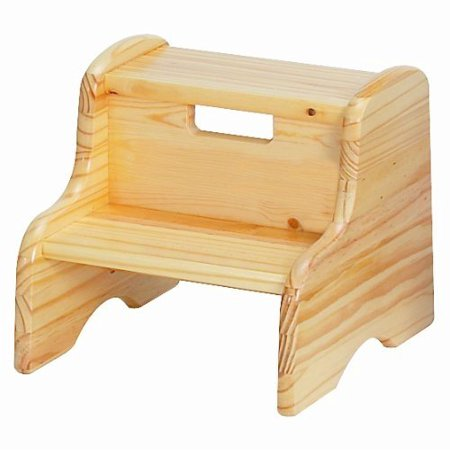 Pleasant Little Colorado Natural Step Stool Natural Gamerscity Chair Design For Home Gamerscityorg
