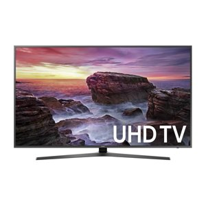 "SAMSUNG 50"" Class 4K (2160P) Ultra HD Smart LED TV (UN50MU6070)"