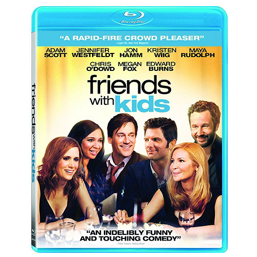 Friends With Kids (Blu-ray) (Widescreen)