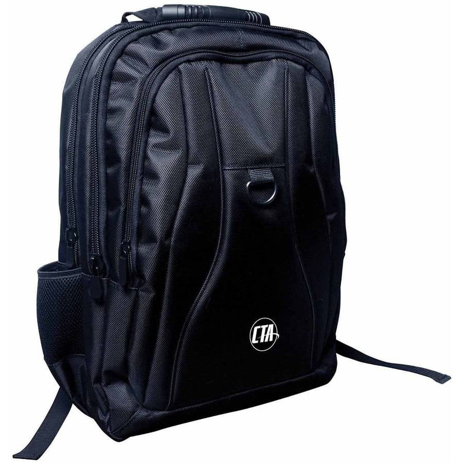 CTA MI-UBP Universal Gaming Backpack for PlayStation(R)4/Xbox One(TM)/Wii(R)