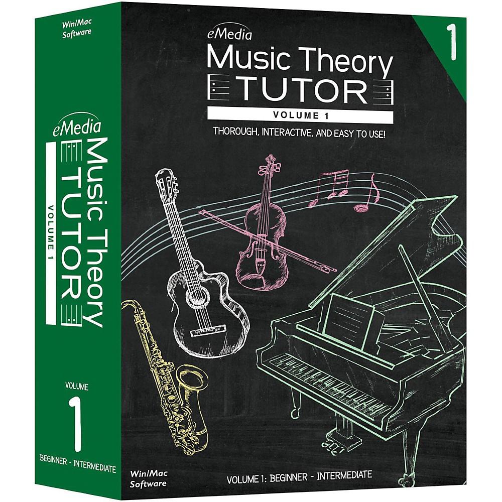 eMedia Music Theory Tutor Volume 1 by Emedia Music