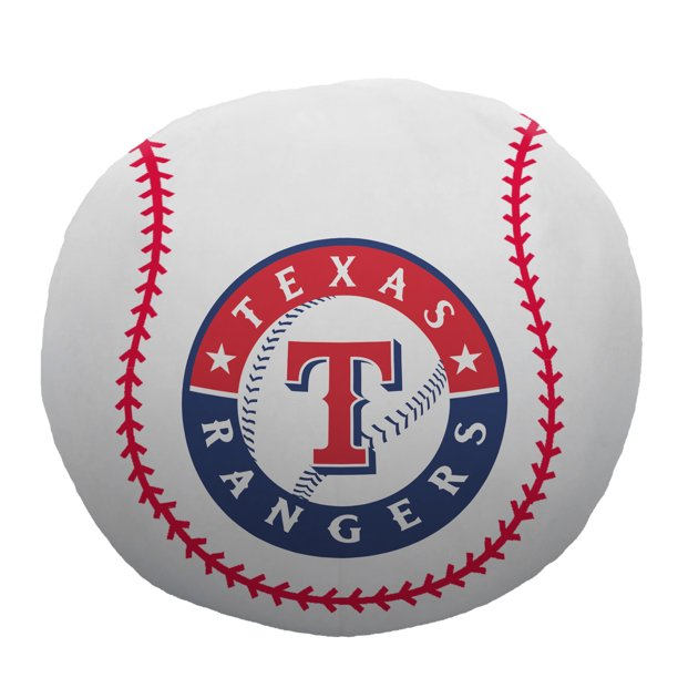 Mlb Texas Rangers 11 Cloud Pillow 1 Each Walmart Com Walmart Com