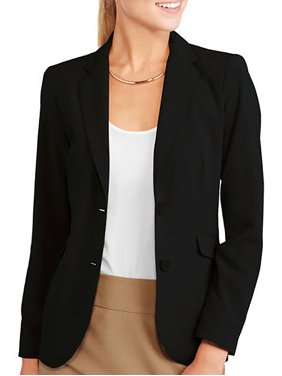 Women's Classic Career Suiting Blazer