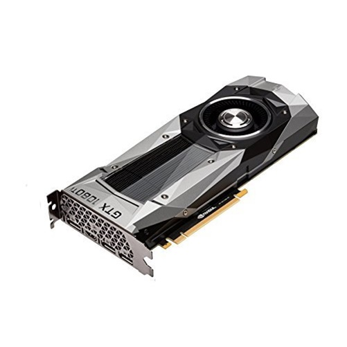PNY GeForce GTX 1080 TI Founders Edition 11GB GDDR5X Grap...