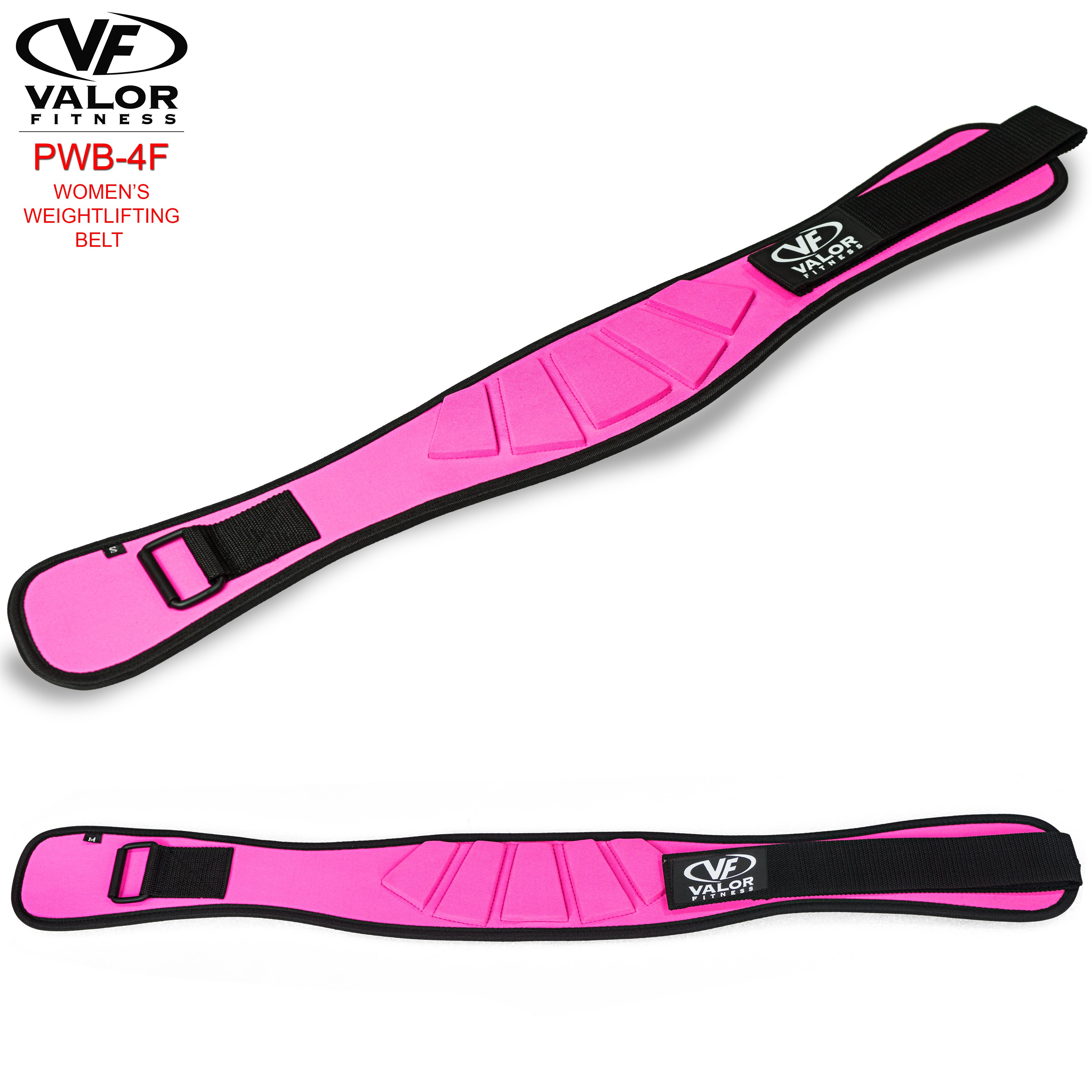 Valor Fitness PWB-4F Women's Weightlifting Belt, Size XXS