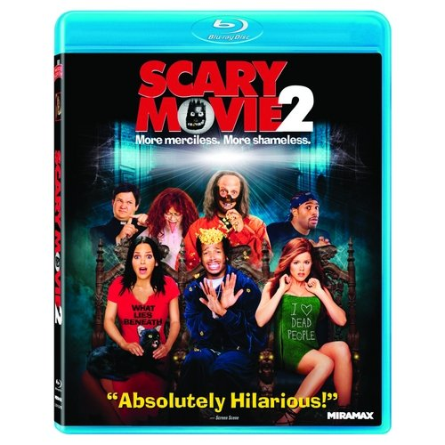 Scary Movie 2 (Blu-ray) (Widescreen)
