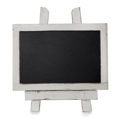 Wooden Chalkboard with Easel - Small - Mini Chalkboard Easel