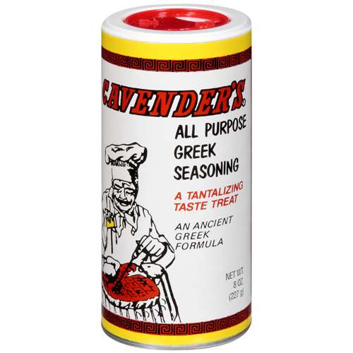 Cavender's All Purpose Greek Seasoning, 8 oz