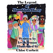 The Legend of Hanukkah Harry (Paperback)
