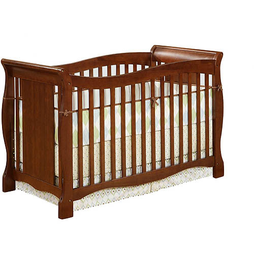Drop Side Crib Assembly Image Titled Assemble A Crib Step