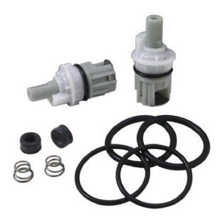Brass Craft Service Parts SLD0180 Delta Lavatory Sink Repair Kit, 2-Handle - Quantity 1