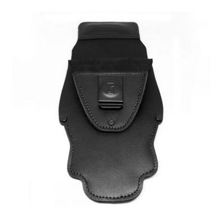 Urban Carry G2 Saddle Grade Leather Holster Laser, Black, Lieutenant, UC-G2-LS-B (Laser Saddle)