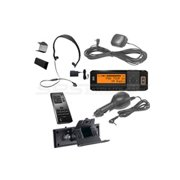 XM Radio Sportscaster Receiver with Portable Battery Kit Headphones