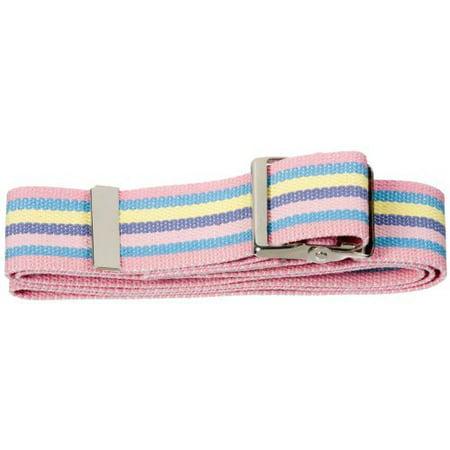 Cotton Elastic Waist Belt - Gait Transfer Belt Cotton Waist #3 Pastel 72