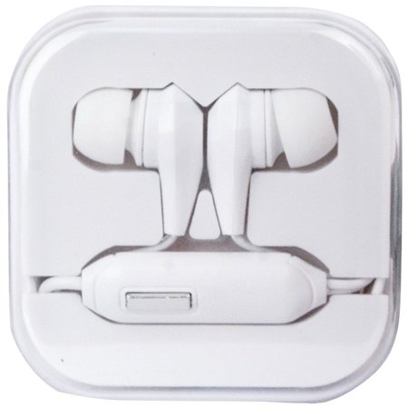 Travelocity Earbuds W Mic
