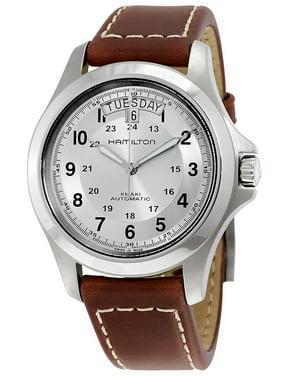 Hamilton Khaki Field King Automatic Beige Dial Mens Watch H64455523