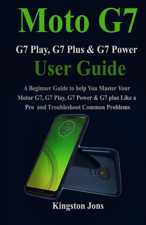 Motorola Moto G7 Power Manual Guide
