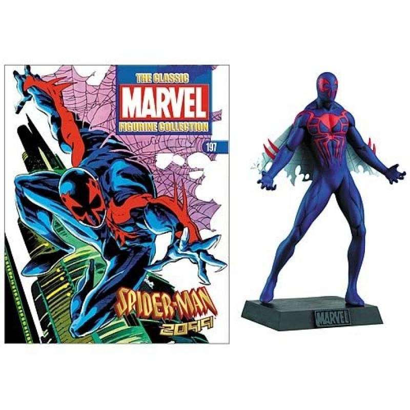 Eaglemoss The Classic Marvel Figurine Collection #197 Spi...