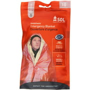 Survive Outdoors Longer Emergency Blanket, 1 Person