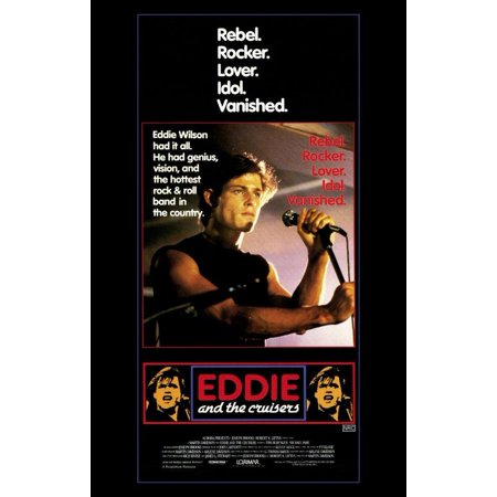 Eddie and the Cruisers POSTER (11x17) (1983)