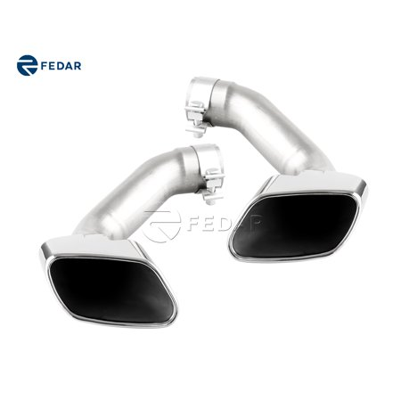 Fedar Stainless Steel Exhaust Tip Tail Pipe Tailpipe For BMW Mini X6