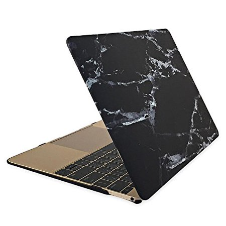 """DWSFADA Computer MacBookAir13pro15 """"marble pattern water pasted frosted case protector, suitable for apple laptop, 13 - image 3 of 3"""