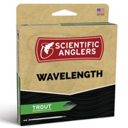 Scientific Anglers Wavelength Trout Fly Fishing Line Weight Forward Floating