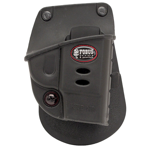 Fobus Evolution Paddle RH Ruger LCP SKU: KT2G with Elite Tactical Cloth by Fobus
