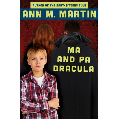Ma and Pa Dracula - eBook