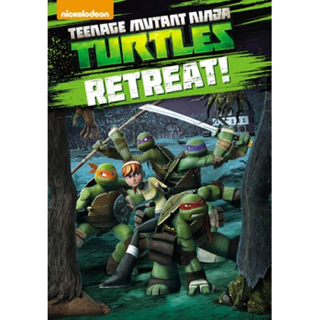 Teenage Mutant Ninja Turtles: Retreat! (DVD)