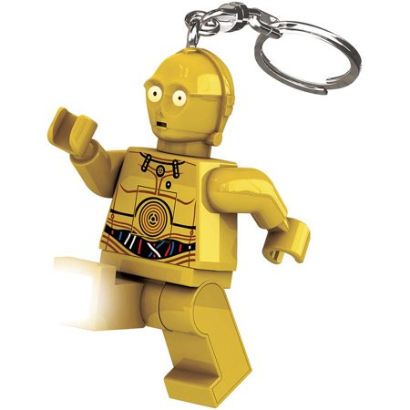 LEGO Star Wars C3PO Key Light
