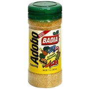 Badia Adobo Seasoning Without Pepper, 7 oz (Pack of 6)