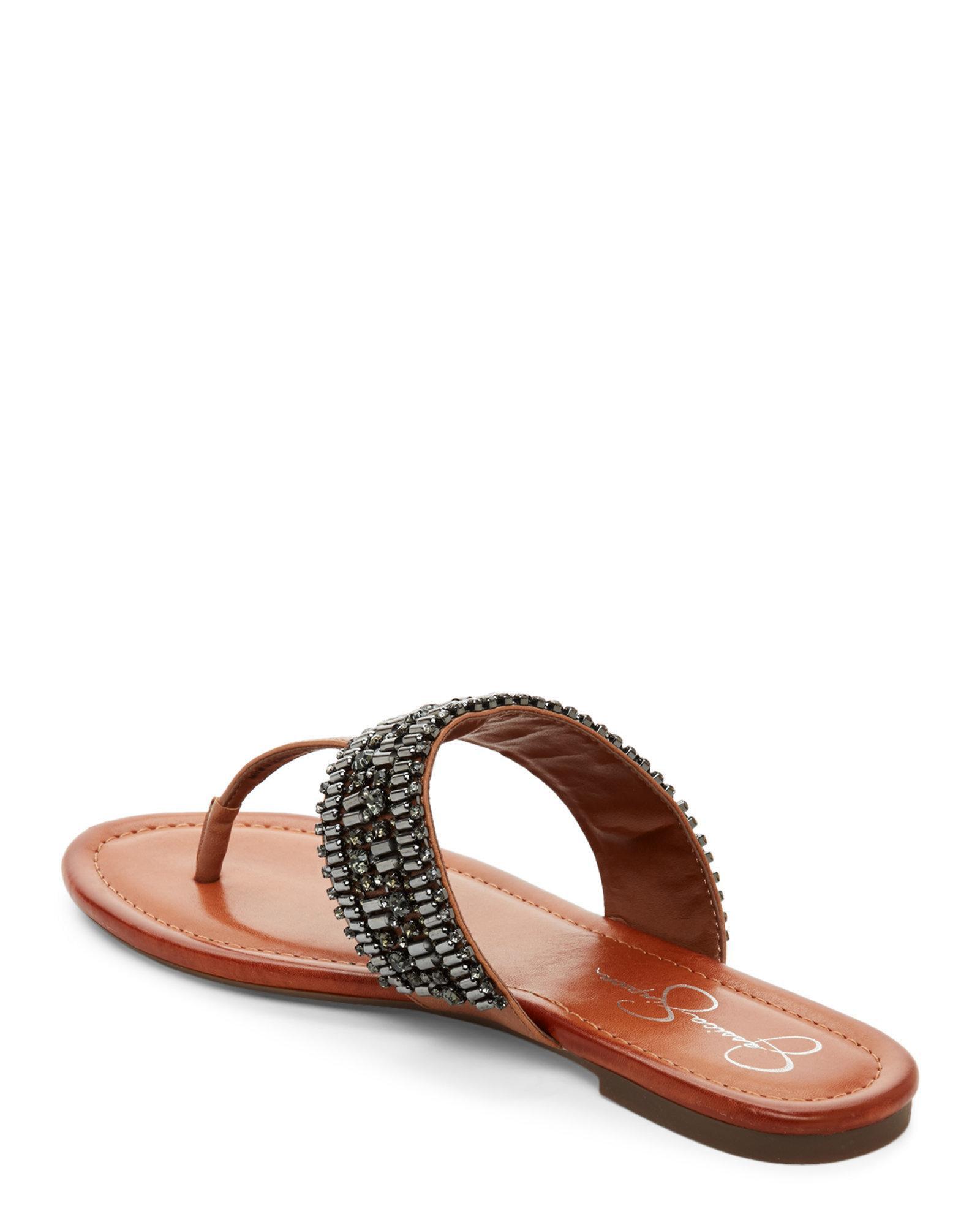 f38a4ad2f247 Jessica Simpson Womens Rollison Open Toe Beach Slide Sandals