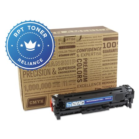 Reliance Rpt Relcc531a Remanufactured Cc531a Toner 2800 Page Yield Cyan