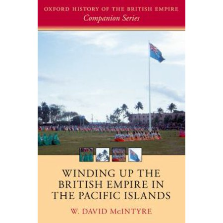 Winding Up the British Empire in the Pacific Islands