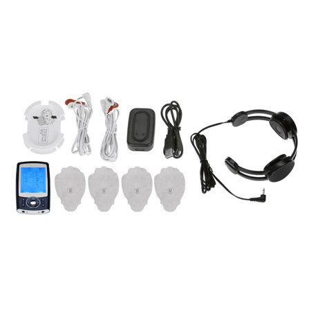 Pch Plus Digital Pulse Massager   Blue Neck Combo Set