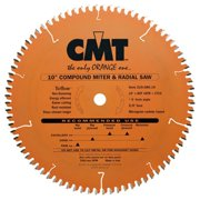 Cmt Cmt219.080.10 10 In. Compound Miter And Radial