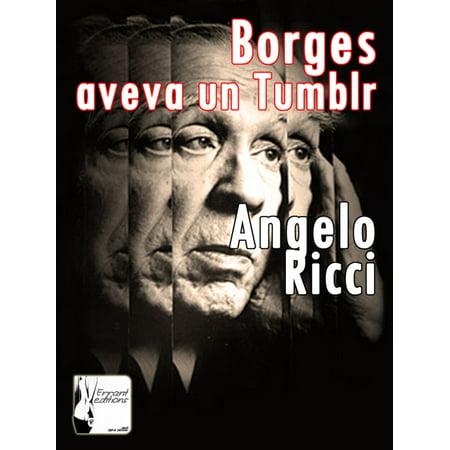 Borges aveva un Tumblr - - Halloween Tutorials Tumblr