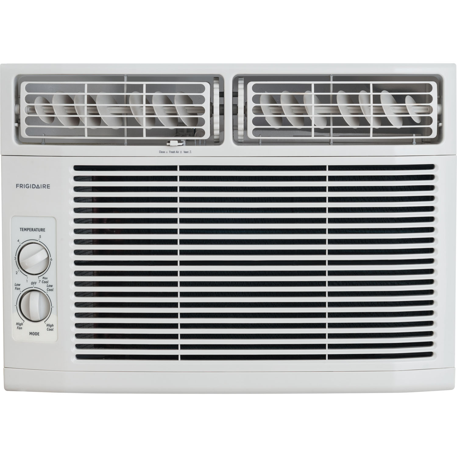 Frigidaire FFRA1211R1 12,000-BTU 115V Window Mounted Compact Air Conditioner with Remote Control