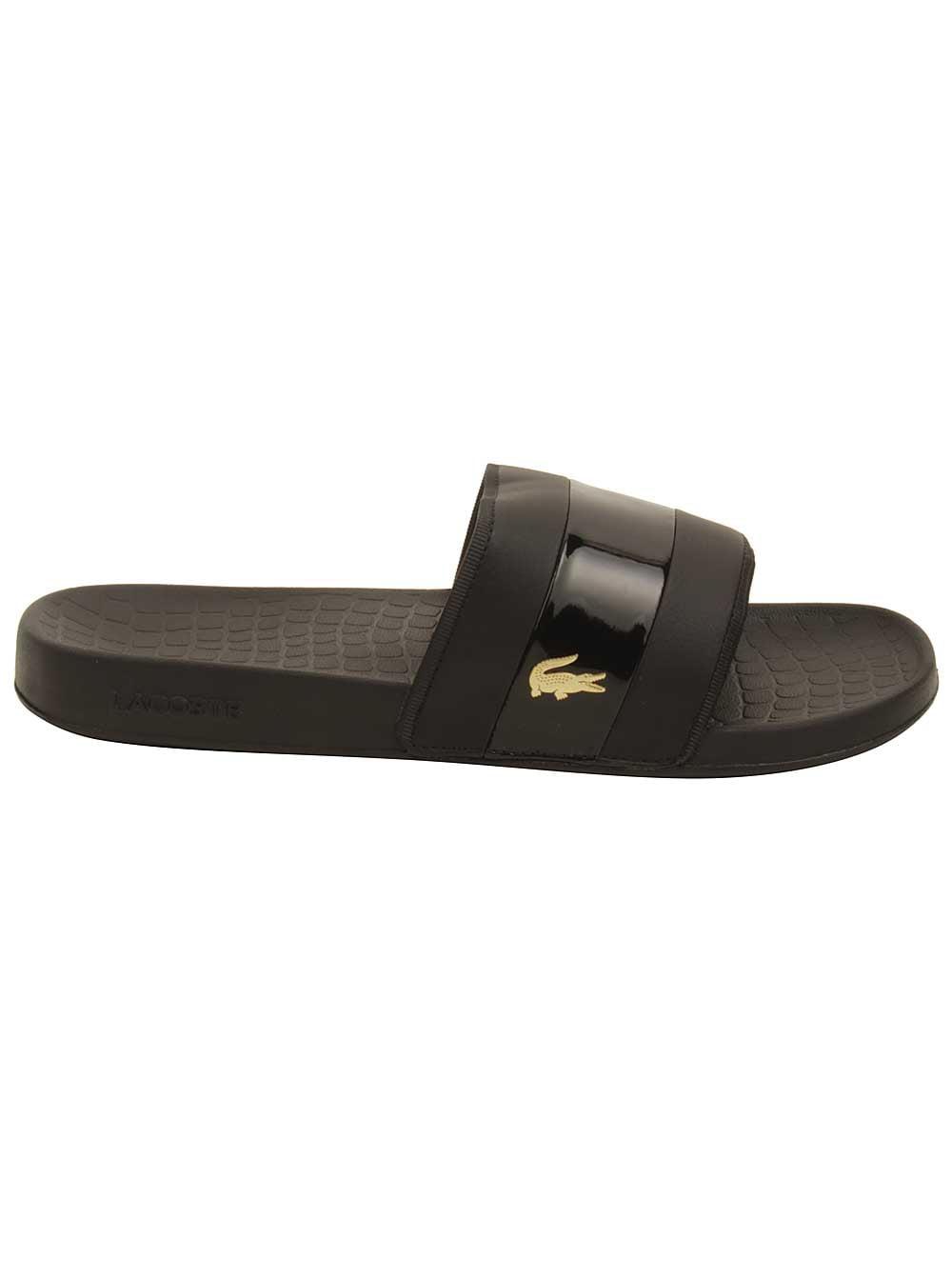 Lacoste Men's Fraisier 118 1 U Slide Sandal