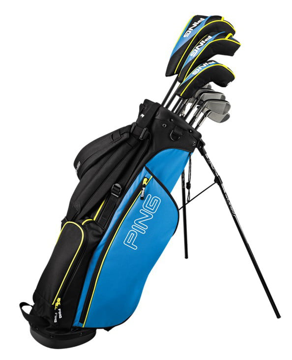 """Click here to buy PING THRIVE COMPLETE GOLF SET AGES 13-14  HEIGHTS 60""""-64"""" RIGHT HANDED -New by Overstock."""