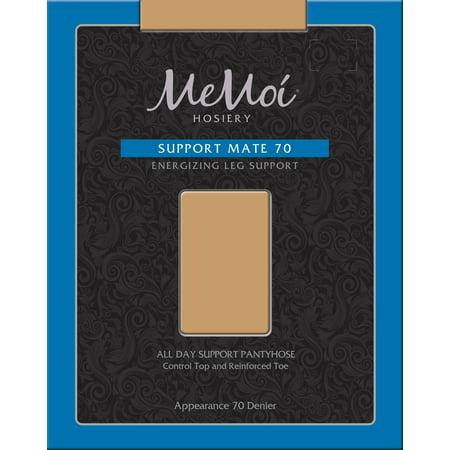 Hosiery Mate (memoi support mate 70 denier medium / bambi ms 640 )