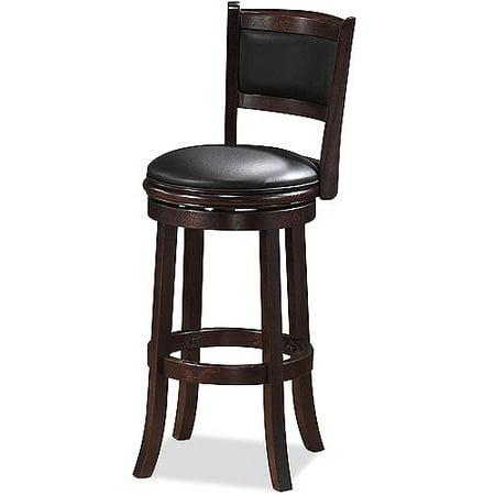 Bar Stool 29 Seat - Augusta Swivel Bar Stool 29