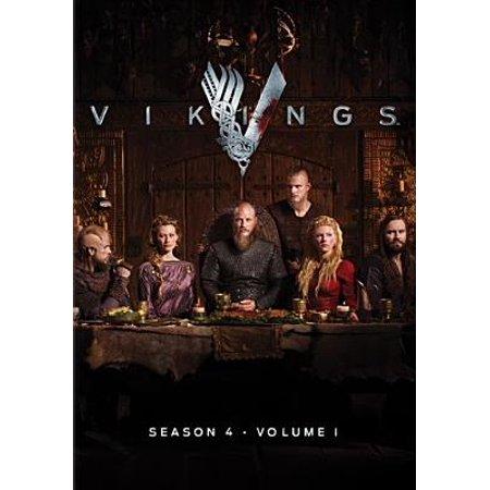 Vikings: Season 4, Volume 1 (DVD) - Roseanne Season 4 Halloween