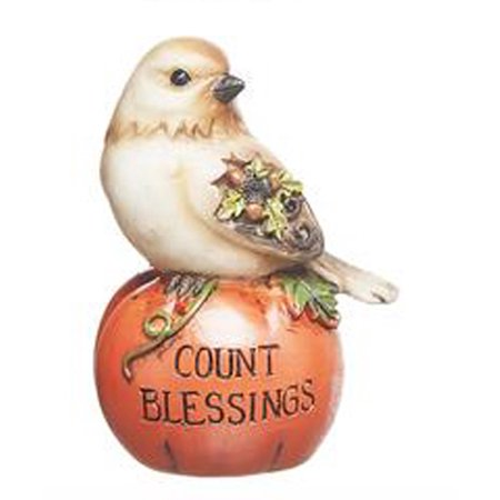Ganz Porcelain (Count Blessings - Mini Bird Figurine by Ganz)