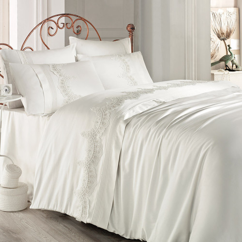 Debage Inc. City Sleep 6 Piece Queen Doro Duvet Cover Set