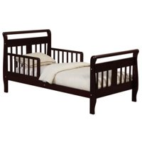 Free Shipping Product Image Angel Line Haley Toddler Bed Espresso