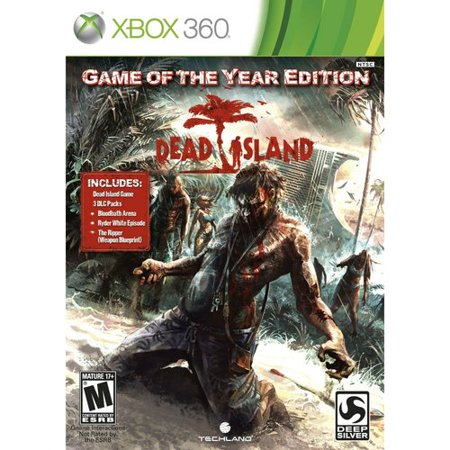 Dead Island   Game Of The Year  Xbox 360